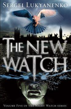 Sergej Lukjaněnko: The New Watch cena od 53 Kč
