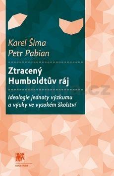 Petr Pabian, Karel Šima: Ztracený Humboldtův ráj cena od 149 Kč