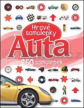 Petr Hejný: Auta - Hravé samolepky cena od 68 Kč