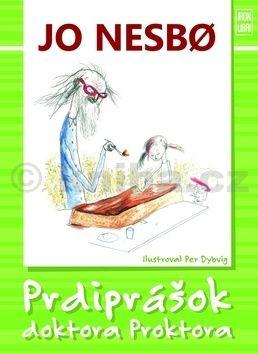 Jo Nesbo: Prdiprášok doktora Proktora cena od 324 Kč