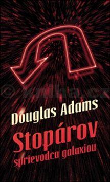 Douglas Adams: Stopárov sprievodca galaxiou cena od 0 Kč