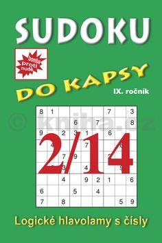 Sudoku do kapsy 2/14 cena od 33 Kč
