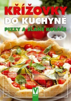 Kolektiv autorů: Křížovky do kuchyně - Pizzy a slané koláče cena od 39 Kč