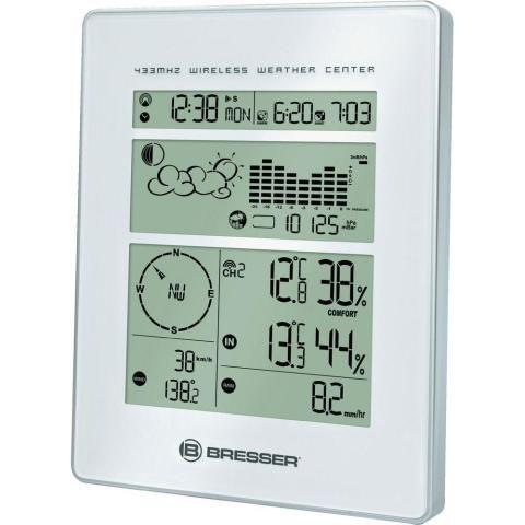 Conrad Bresser Weather Center
