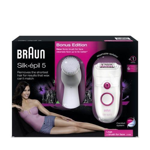 Braun Silk épil 5-329