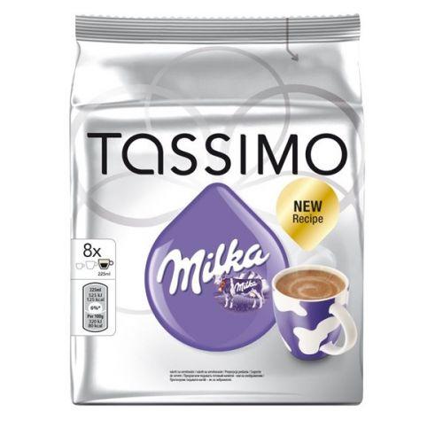 Tassimo Milka 240 g cena od 129 Kč