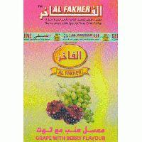 Al Fakher Hrozen s ostružinou 50 g