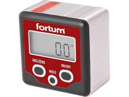 FORTUM Sklonoměr digitální s magnety