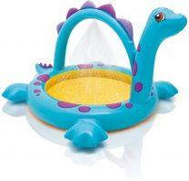 Intex Bazén dětský Dinosaurus se sprškou