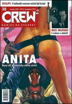 Kolektiv: CREW2 38 Anita cena od 85 Kč