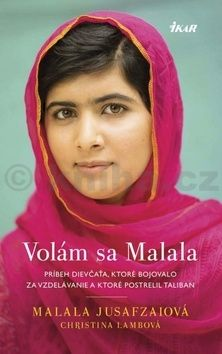 Malala Jusafzai: Volám sa Malala cena od 266 Kč
