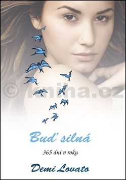 Demi Lovato Buď silná 365 dní v roku cena od 288 Kč