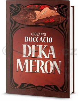 Boccaccaio Giovanni: Dekameron cena od 236 Kč