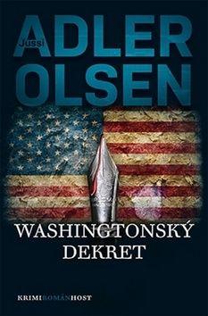 Jussi Adler-Olsen: Washingtonský dekret cena od 169 Kč