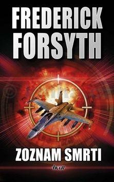Frederick Forsyth: Zoznam smrti cena od 212 Kč
