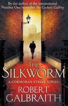 Robert Galbraith: The Silkworm cena od 182 Kč