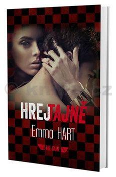 Emma  Hart: Hrej tajně cena od 145 Kč