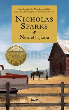 Nicholas Sparks: Nejdelší jízda cena od 239 Kč