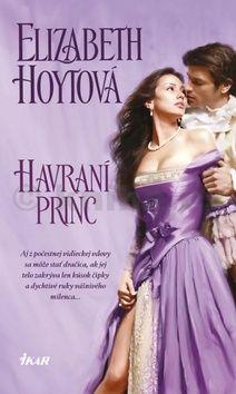 Elizabeth Hoyt: Havraní princ cena od 215 Kč