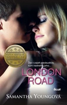 XXL obrazek Samantha Young: London Road