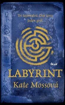 Kate Moosová Labyrint cena od 212 Kč