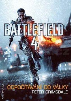 Peter Grimsdale: Battlefield 4: Odpočítávání do války cena od 87 Kč