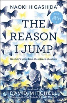 Naoki Higashida: The Reason I Jump cena od 156 Kč