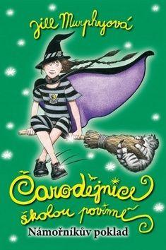 Jill Murphy: Čarodějnice školou povinné 4 cena od 127 Kč