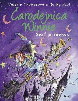 Korky Paul: Čarodejnica Winnie Šesť príbehov cena od 300 Kč