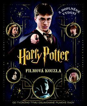 Brian Sibley: Harry Potter - Filmová kouzla cena od 779 Kč