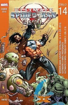 Bendis Brian Michael: Ultimate Spider-man a spol. 14 cena od 132 Kč