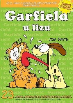 Jim Davis: Garfield u lizu cena od 63 Kč