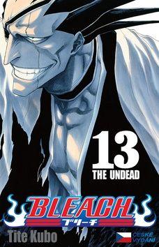 Noriaki Kubo: Bleach 13: The Undead cena od 122 Kč