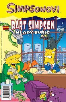 Matt Groening: Bart Simpson Mladý Buřič cena od 26 Kč