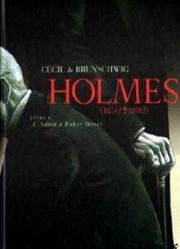 Luc Brunschwig, Cecil: Holmes (vol. 1+2) cena od 250 Kč