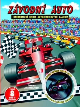 Závodní auto cena od 187 Kč