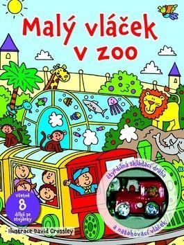 Malý vláček v zoo cena od 191 Kč