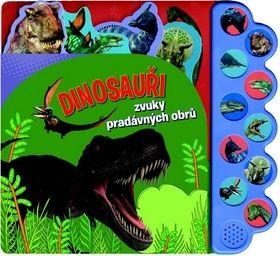 Dinosauři zvuky pradávných obrů cena od 227 Kč