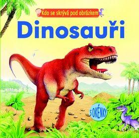 Dinosauři - Kdo se skrývá pod obrázkem cena od 81 Kč