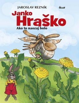 Jaroslav Rezník: Janko Hraško cena od 251 Kč