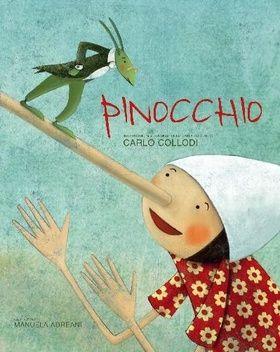 Manuela Adreani, Giada Francia, Carlo Lorenzi Collodi: Pinocchio cena od 249 Kč