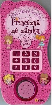 Princezna ze zámku Pohádkový telefon cena od 93 Kč