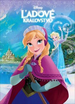 Walt Disney: Ľadové kráľovstvo - filmový príbeh cena od 205 Kč