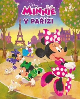 Walt Disney, Sheila Sweeny Higginson: Minnie v Paříži cena od 138 Kč