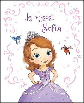 Sofia Prvá Jej výsosť Sofia cena od 184 Kč