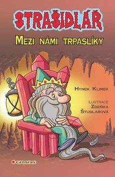 Hynek Klimek: Strašidlář - Mezi námi trpaslíky cena od 108 Kč