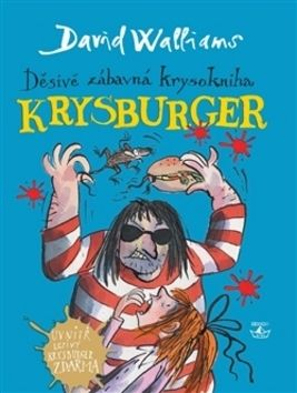 David Walliams, Tony Ross: Krysburger cena od 162 Kč