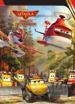 Disney Walt: Letadla 2 Hasiči a záchranáři cena od 169 Kč
