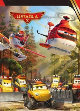 Walt Disney: Lietadlá 2 - filmový príbeh cena od 214 Kč