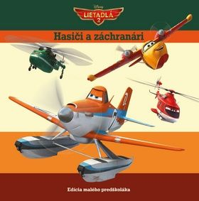 Lietadlá 2 - Hasiči a záchranári cena od 200 Kč
